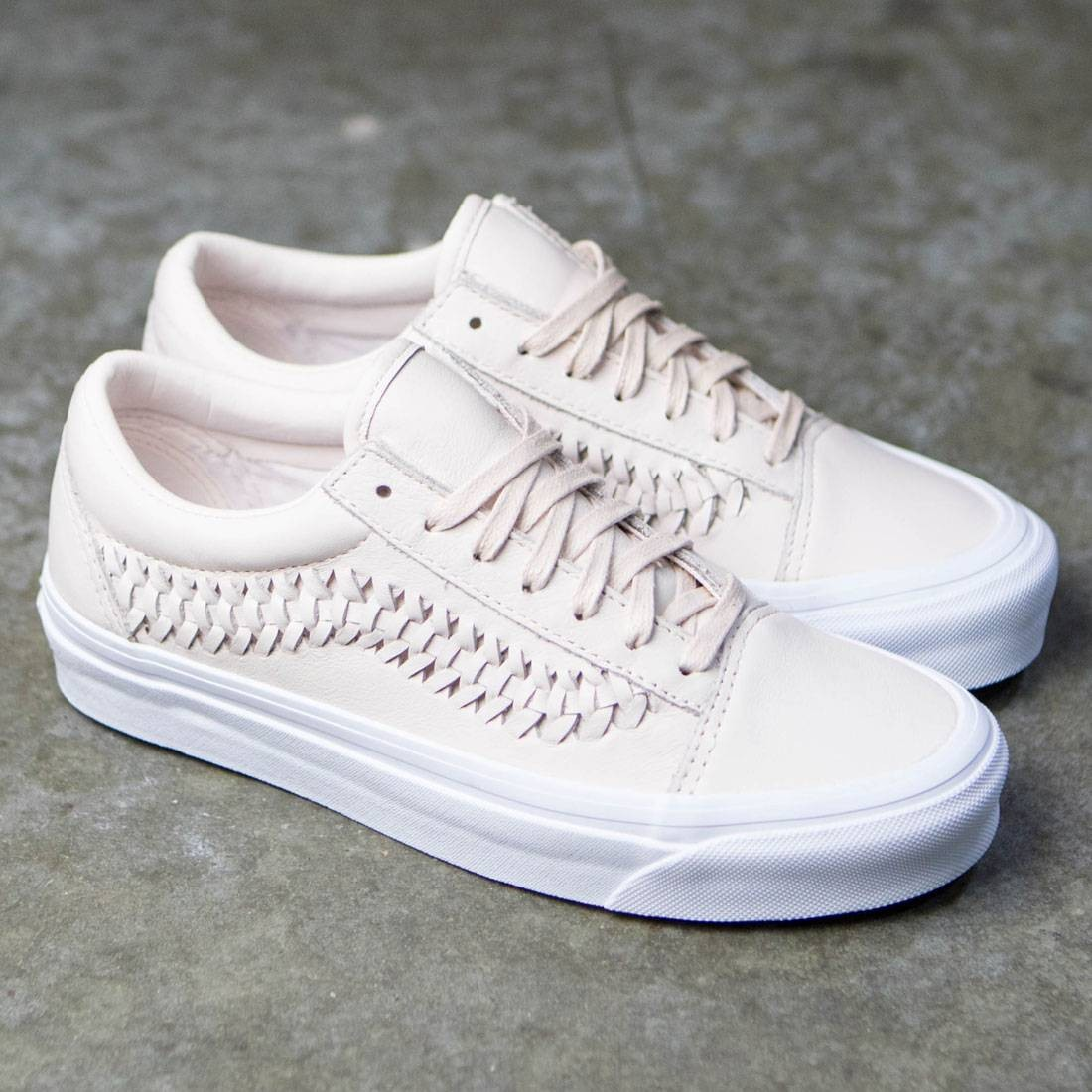 old skool weave dx sneaker