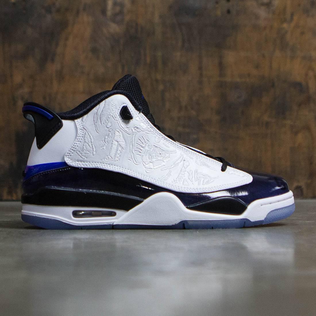 Jordan Dub Zero Basketball Shoe Men S White Concord Black White