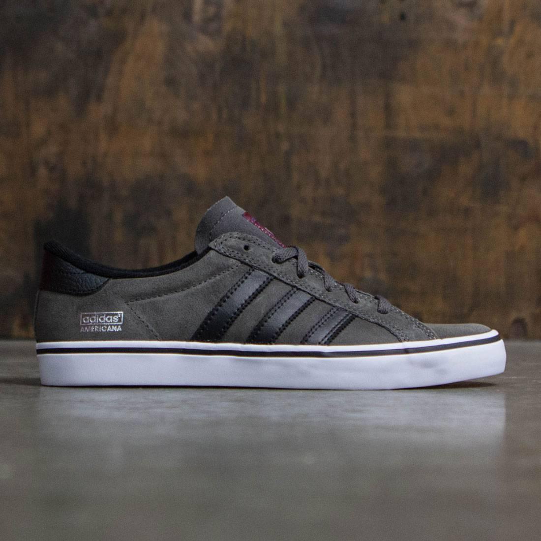 check out 68b96 53ad9 Adidas Skate Men Americana Vintage Low (brown  dark cinder  black   runninwhite)