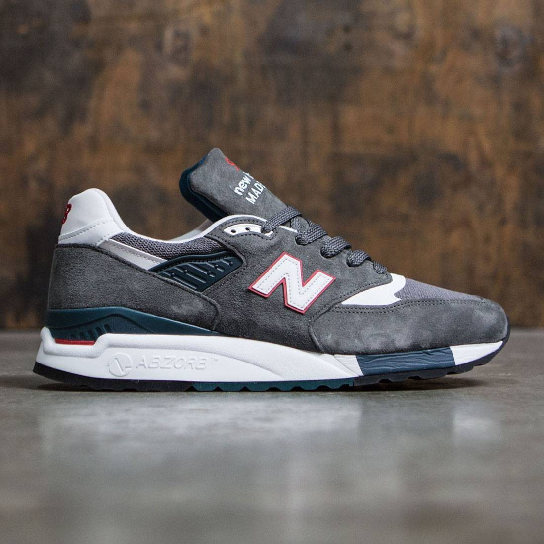 sneakers for cheap 4305a 4d1b3 New Balance 998 Made in USA M998CRA