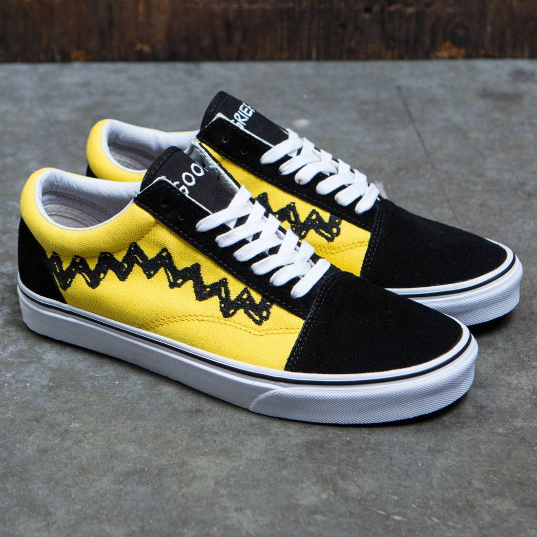 old skool x peanuts