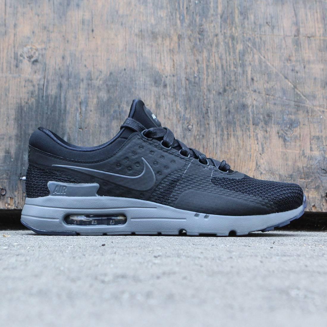 info for aaa61 2e6de ... Nike Men Air Max Zero (black black-dark grey) ...