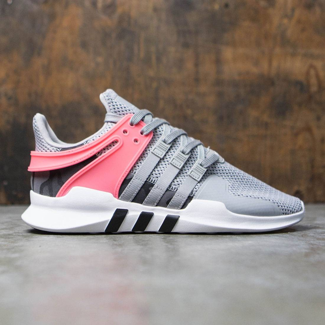 new style d51bc 70154 Adidas EQT Support RF (Core Black & White) End