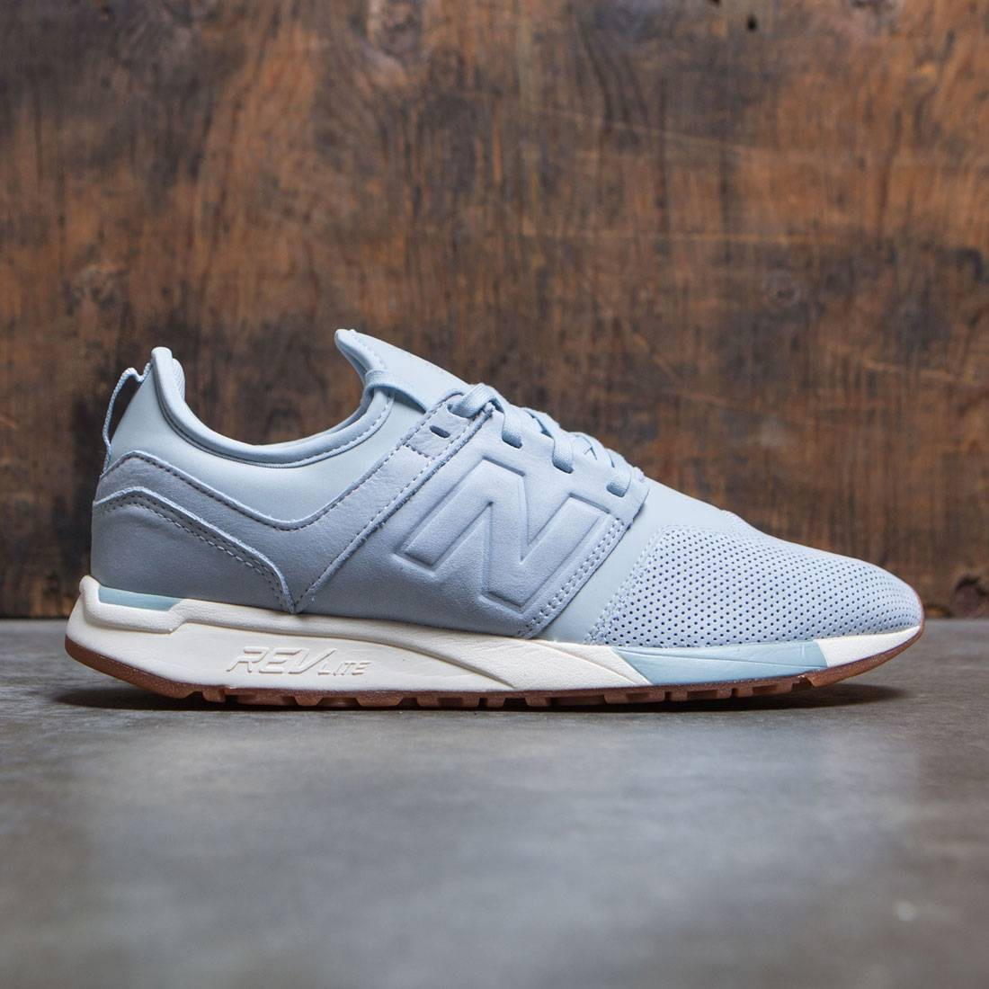 247 Trainers In Blue - Blue New Balance suJlQ8l5v