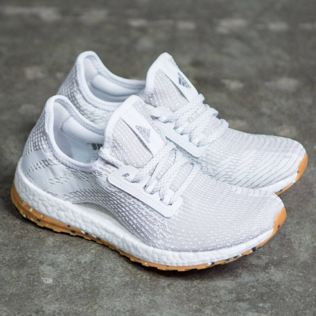 bc6d92c9f664f ... cheapest 2018 sneaker af94b ee913 adidas women pure boost x atr white  footwear white crystal white