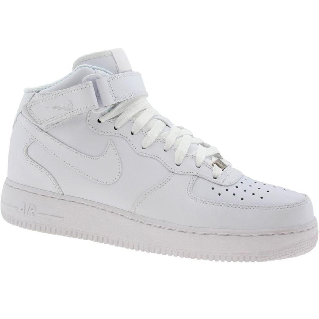 nike air force one mid white cheap,up to 41% Discounts